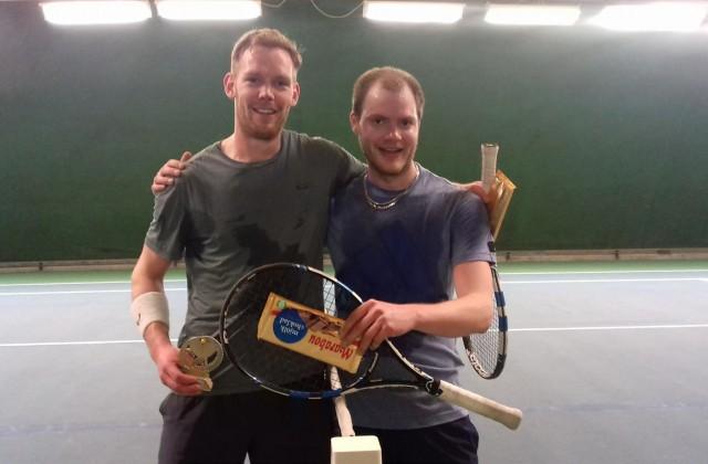Johan Ekegren Gunnarsson & Lucas Pilotti