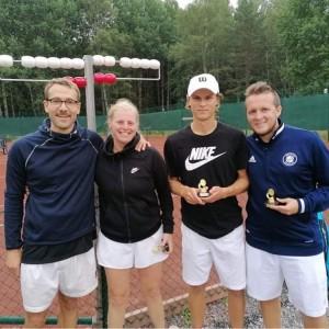 Karl Reinholz, Alexandra Buttazzoni, Robin Ljunggren & Björn Molin
