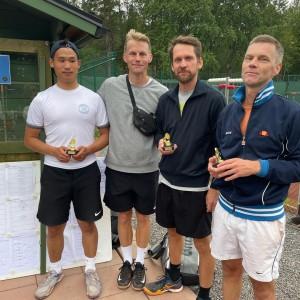 Jacob Nilsson, Mattias Lindstedt, Mikael Lundh & Dan Andersson